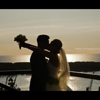 Profesionalus vestuvių fotografavimas / Domas Lukauskas / Darbų pavyzdys ID 44343