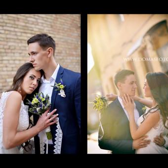 Profesionalus vestuvių fotografavimas / Domas Lukauskas / Darbų pavyzdys ID 44345