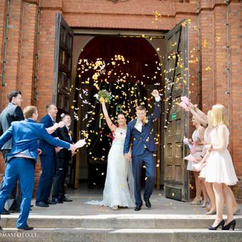 Profesionalus vestuvių fotografavimas / Domas Lukauskas / Darbų pavyzdys ID 44342