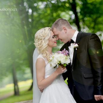 Profesionalus vestuvių fotografavimas / Domas Lukauskas / Darbų pavyzdys ID 44347