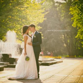 Profesionalus vestuvių fotografavimas / Domas Lukauskas / Darbų pavyzdys ID 44352