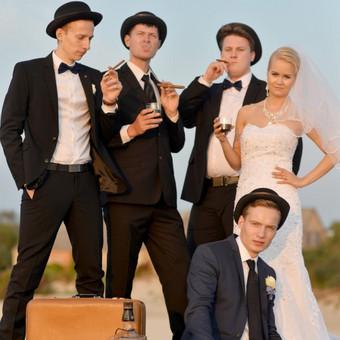 Profesionalus vestuvių fotografavimas / Domas Lukauskas / Darbų pavyzdys ID 44356