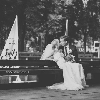 Profesionalus vestuvių fotografavimas / Domas Lukauskas / Darbų pavyzdys ID 44358