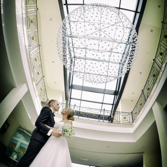 Profesionalus vestuvių fotografavimas / Domas Lukauskas / Darbų pavyzdys ID 44362