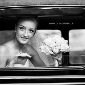 Profesionalus vestuvių fotografavimas / Domas Lukauskas / Darbų pavyzdys ID 44353