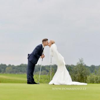 Profesionalus vestuvių fotografavimas / Domas Lukauskas / Darbų pavyzdys ID 44365