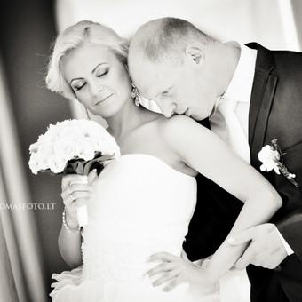 Profesionalus vestuvių fotografavimas / Domas Lukauskas / Darbų pavyzdys ID 44371