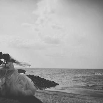 Profesionalus vestuvių fotografavimas / Domas Lukauskas / Darbų pavyzdys ID 44378