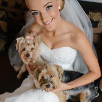 Profesionalus vestuvių fotografavimas / Domas Lukauskas / Darbų pavyzdys ID 44382