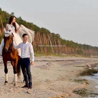 Profesionalus vestuvių fotografavimas / Domas Lukauskas / Darbų pavyzdys ID 44379
