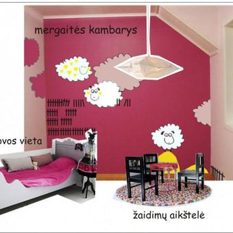 Privatus namas / vaiko kambarys ( Larvik , Norvegija)