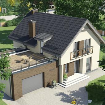 Projektavimas / Hauson / Darbų pavyzdys ID 45483