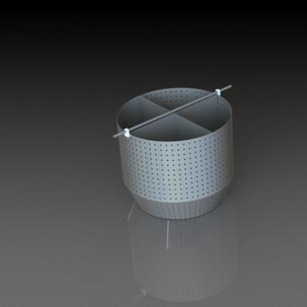 3D frezavimas (CNC) / Posajo Industries / Darbų pavyzdys ID 45722