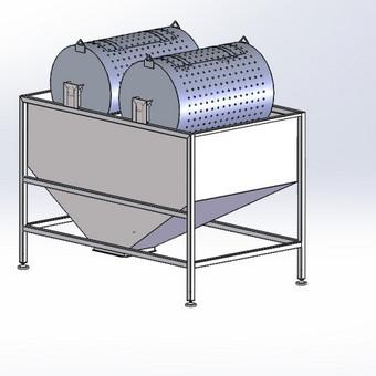 3D frezavimas (CNC) / Posajo Industries / Darbų pavyzdys ID 45726