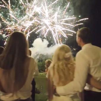 Lauritos ir Tado vestuvės Video  Martynas Kazlauskas www.showart.lt