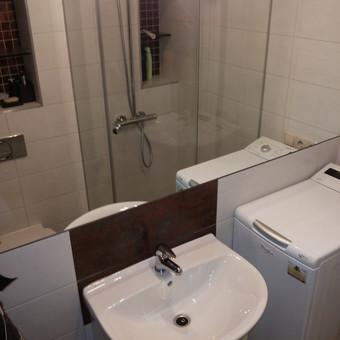 Pakeistas vamzdynas bute. Pilnas vonios remontas 3 foto