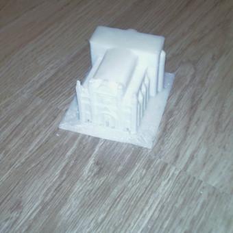 3D Spausdinimas / Viktoras / Darbų pavyzdys ID 46649