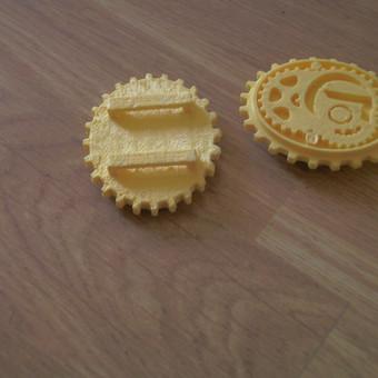 3D Spausdinimas / Viktoras / Darbų pavyzdys ID 46661