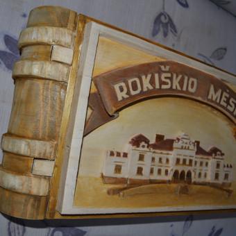 Drožėjas Rokiškio rajone / Romualdas Kaminskas / Darbų pavyzdys ID 46970