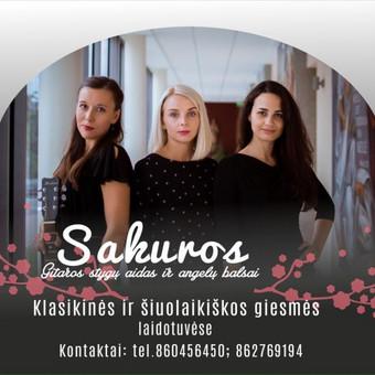 Grupė SAKUROS / Sakuros Sakuros / Darbų pavyzdys ID 48757