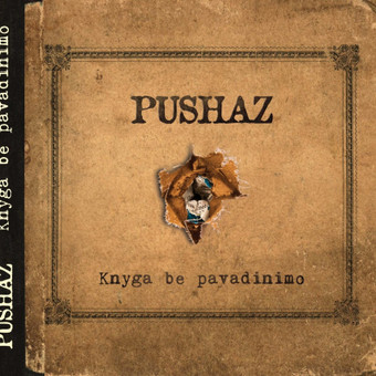 """CD albumo-kyngos """"Pushaz - Knyga be pavadinimo"""" dizainas ir maketavimas. 32 puslapiai. Užsakovas: Andrius Pushaz Glušakovas Visas albumas: http://issuu.com/andriusamam/docs/pushas-knyga-be-pavadin ..."""