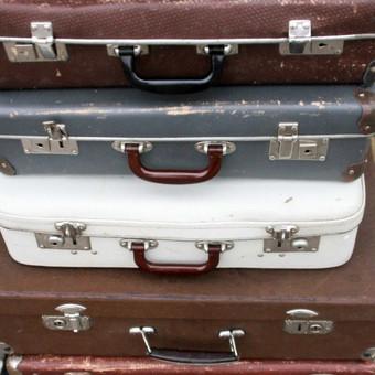 Įvairūs lagaminai