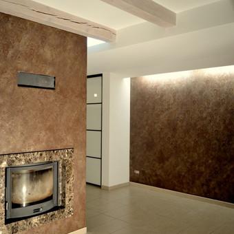 Interjero dekoravimas / Dekoratorė Laura / Darbų pavyzdys ID 51002