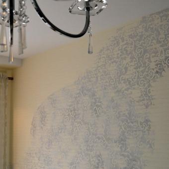 Interjero dekoravimas / Dekoratorė Laura / Darbų pavyzdys ID 51004