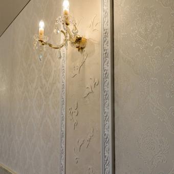 Interjero dekoravimas / Dekoratorė Laura / Darbų pavyzdys ID 51008