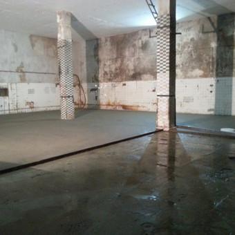 Betonavimo darbai, betonavimas / Algis Dumcius / Darbų pavyzdys ID 51069