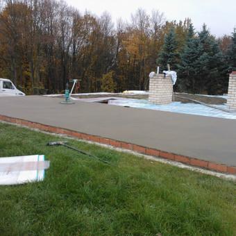 Betonavimo darbai, betonavimas / Algis Dumcius / Darbų pavyzdys ID 51076
