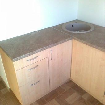 Virtuvės Baldų Gamyba / Virtuvės baldai / Darbų pavyzdys ID 52036