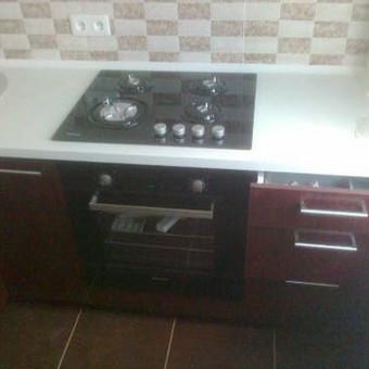 Virtuvės Baldų Gamyba / Virtuvės baldai / Darbų pavyzdys ID 52043