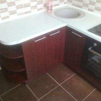 Virtuvės Baldų Gamyba / Virtuvės baldai / Darbų pavyzdys ID 52042