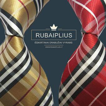 Ypatingai aukštos kokybės kaklaraiščiai, rankų darbo šilkas.  www.rubaiplius.lt/aksesuarai