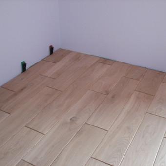 grindų ir parkėto šlifoutojai. / Robertas / Darbų pavyzdys ID 59727