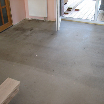 grindų ir parkėto šlifoutojai. / Robertas / Darbų pavyzdys ID 59725