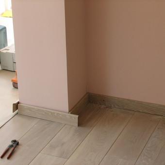 grindų ir parkėto šlifoutojai. / Robertas / Darbų pavyzdys ID 59724