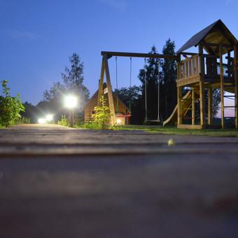 http://www.seimosvila.lt/ Vaikų žaidimo aikštelė.