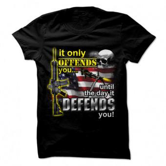 Marškinėliai, užsakovas Stephanie Flowers , JAV