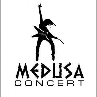 Medusa Consert logo atnaujinimas