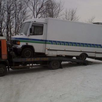 Techninė pagalba kelyje / Vytas / Darbų pavyzdys ID 61185