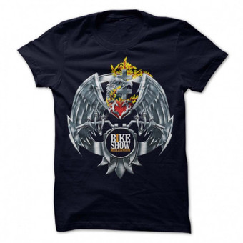 Marškinėliai ir logo, BikeShow Millenium, Lietuva