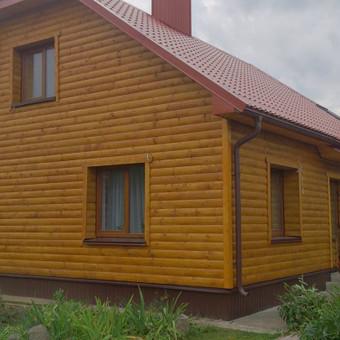 ŠE meistrai. Stogai, fasadai, karkasai, šiltinimas / Šniuolis Evaldas / Darbų pavyzdys ID 387825