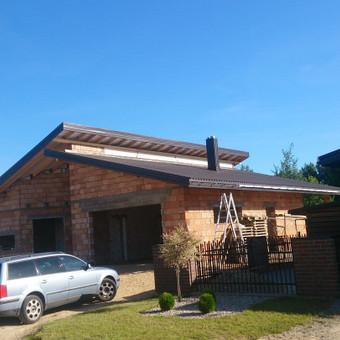 ŠE meistrai. Stogai, fasadai, karkasai, šiltinimas / Šniuolis Evaldas / Darbų pavyzdys ID 387879