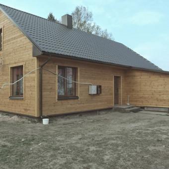 ŠE meistrai. Stogai, fasadai, karkasai, šiltinimas / Šniuolis Evaldas / Darbų pavyzdys ID 387905