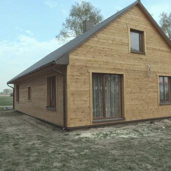 ŠE meistrai. Stogai, fasadai, karkasai, šiltinimas / Šniuolis Evaldas / Darbų pavyzdys ID 387907