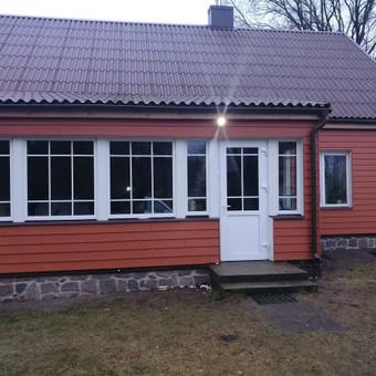 Stogų dengimas, stogdengiai, fasadai / Andrius / Darbų pavyzdys ID 388963