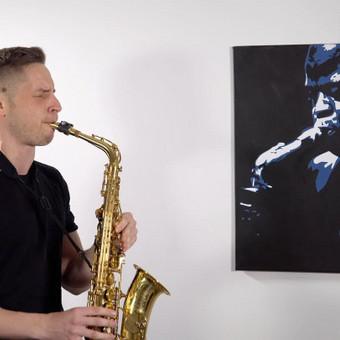 Saksofonistas, muzikantas, muzikos grupė ir dj / Žygimantas Skvarčevskis / Darbų pavyzdys ID 389391