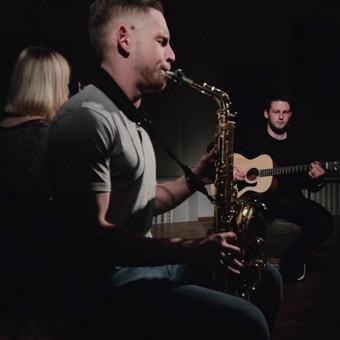 Saksofonistas, muzikantas, muzikos grupė ir dj / Žygimantas Skvarčevskis / Darbų pavyzdys ID 389399